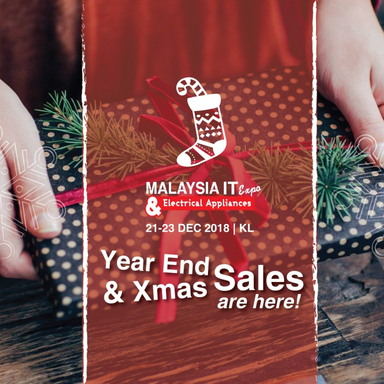 YEAR END & XMAS SALES @ MALAYSIA IT & ELECTRICAL APPLIANCES EXPO II KL