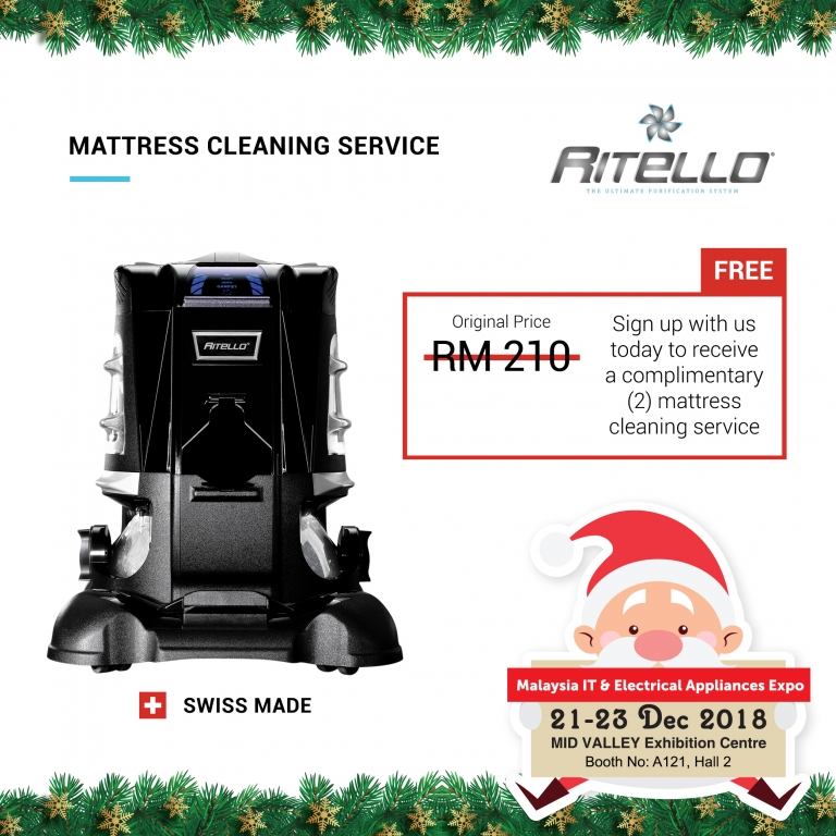 RITELLO PROMOTIONS @ MALAYSIA IT & ELECTRICAL APPLIANCES EXPO II KL