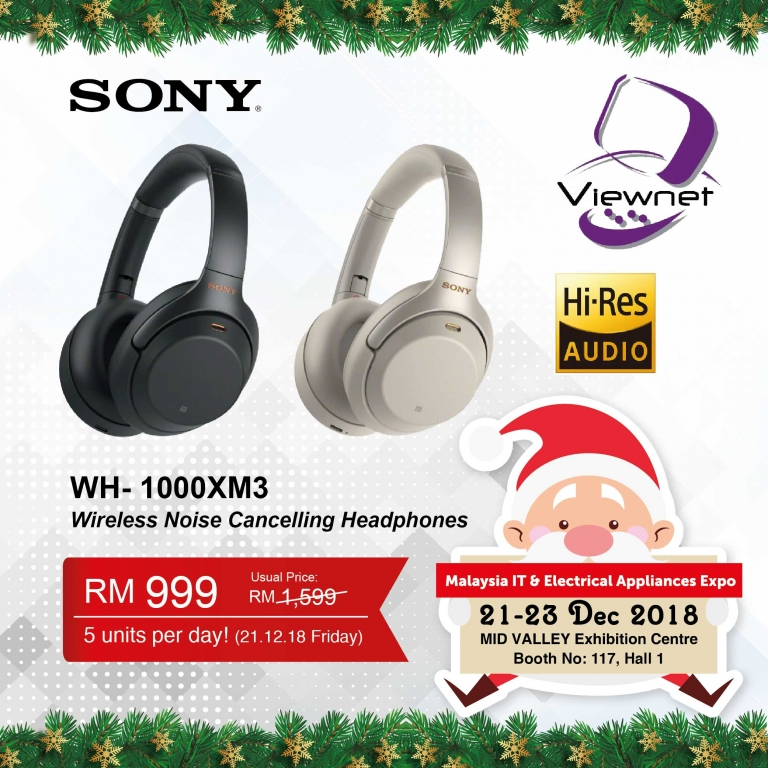 SONY PROMOTIONS @ MALAYSIA IT & ELECTRICAL APPLIANCES EXPO II KL
