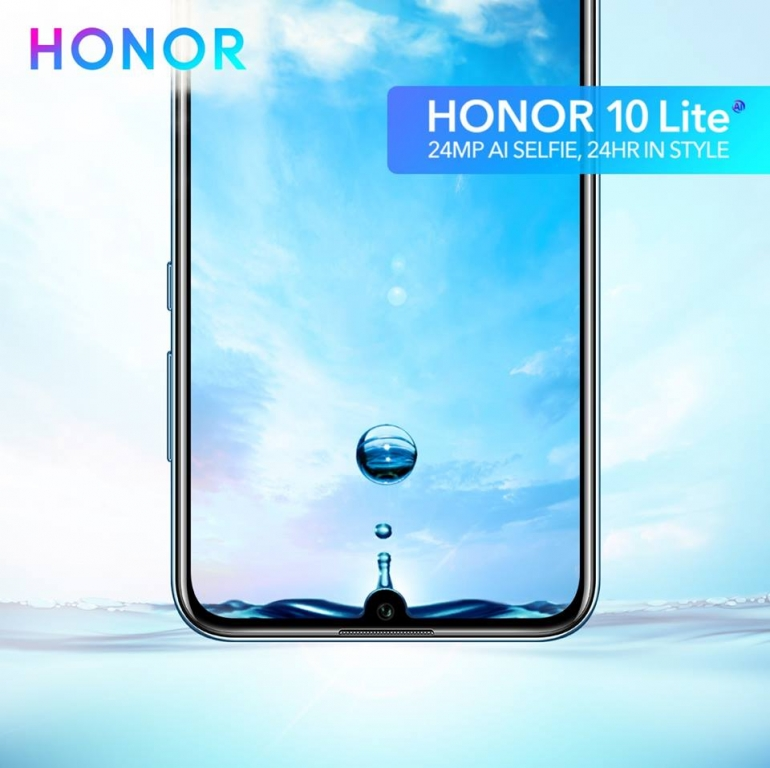 Honor 10 Lite available in Malaysia on 9 January 2019 !!