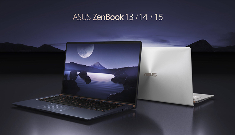 Brand NEW Asus ZenBook 13/14/15 selling price start from RM4,399