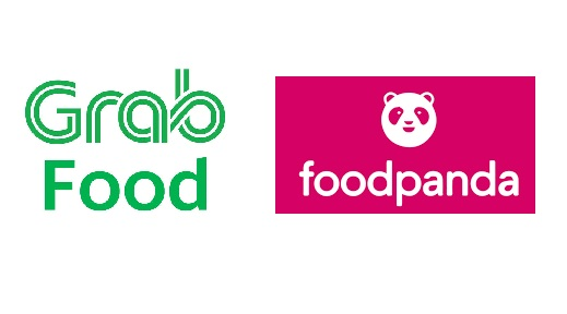 Grab Food and Food Panda are offering discounts or free delivery fees!
