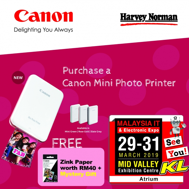 Canon_Mini Photo Printer_fb