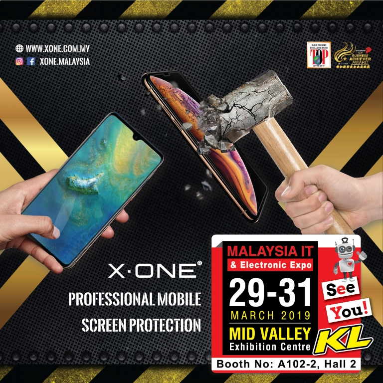X.ONE PROMOTIONS @ MALAYSIA IT & ELECTRONIC EXPO KL