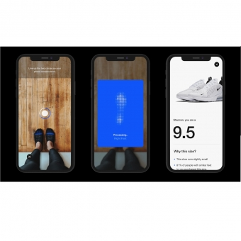 Nike fit 2