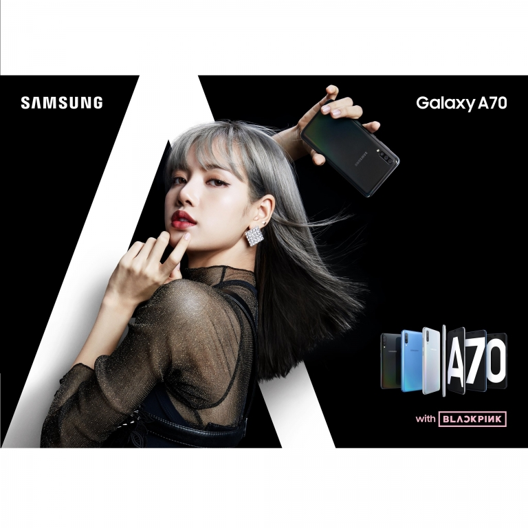 Samsung Galaxy A70 – selling price RM1,999