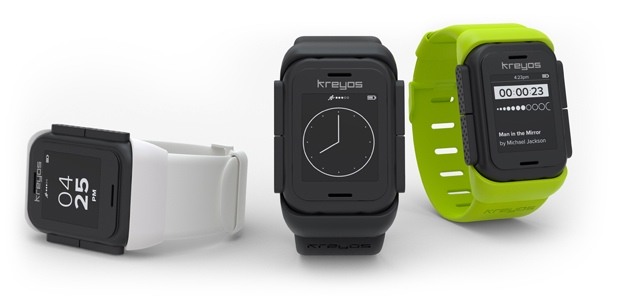 Smart watches announced at CES 2014